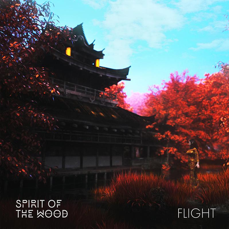 Spirit of the Wood - Flight - Single Artwork