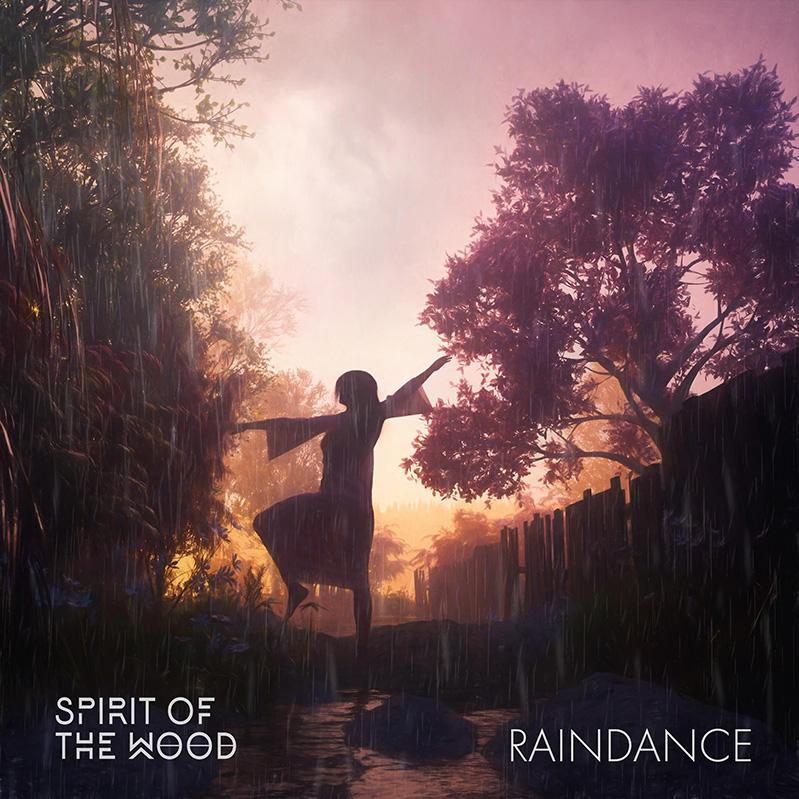 Spirit of the Wood - Raindance - Single Artwork