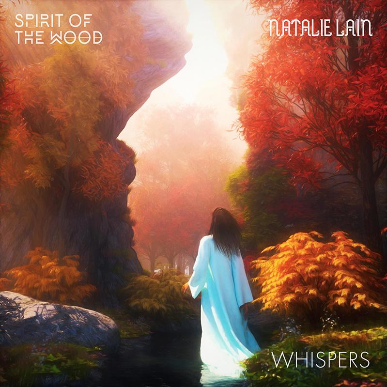 Spirit of the Wood - Whispers - Single Artwork